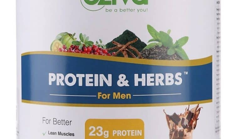 Oziva Protein & Herbs For Men